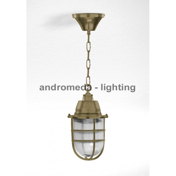 BRASS PENDANT LIGHT CODE 19