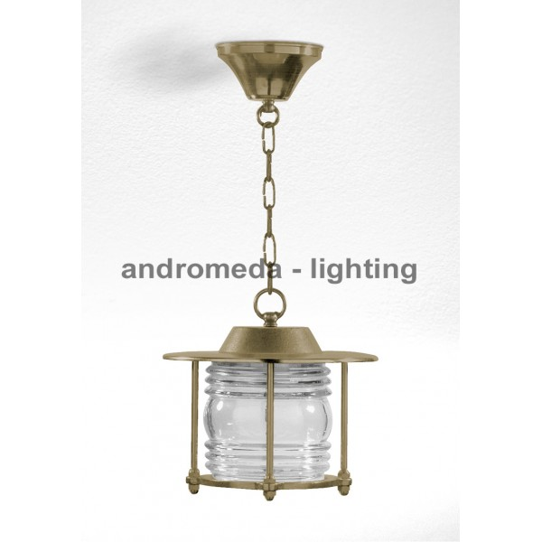 BRASS PENDANT LIGHT CODE 61